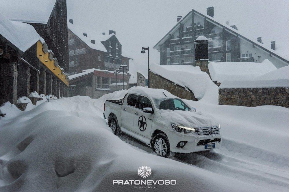 Prato Nevoso Ski, neve fresca del 1-2-3 Dicembre 2017 - © Ph: Sergio Bolla per Prato Nevoso Ski Facebook