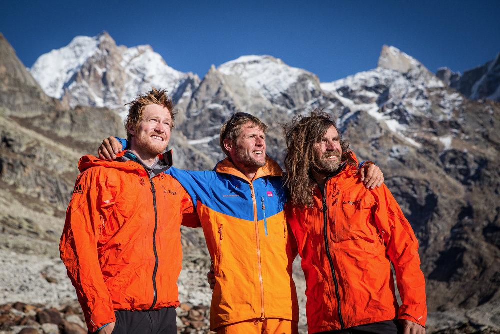 Julian Zanker, Stephan Siegrist, Thomas Huber - © Timeline Productions