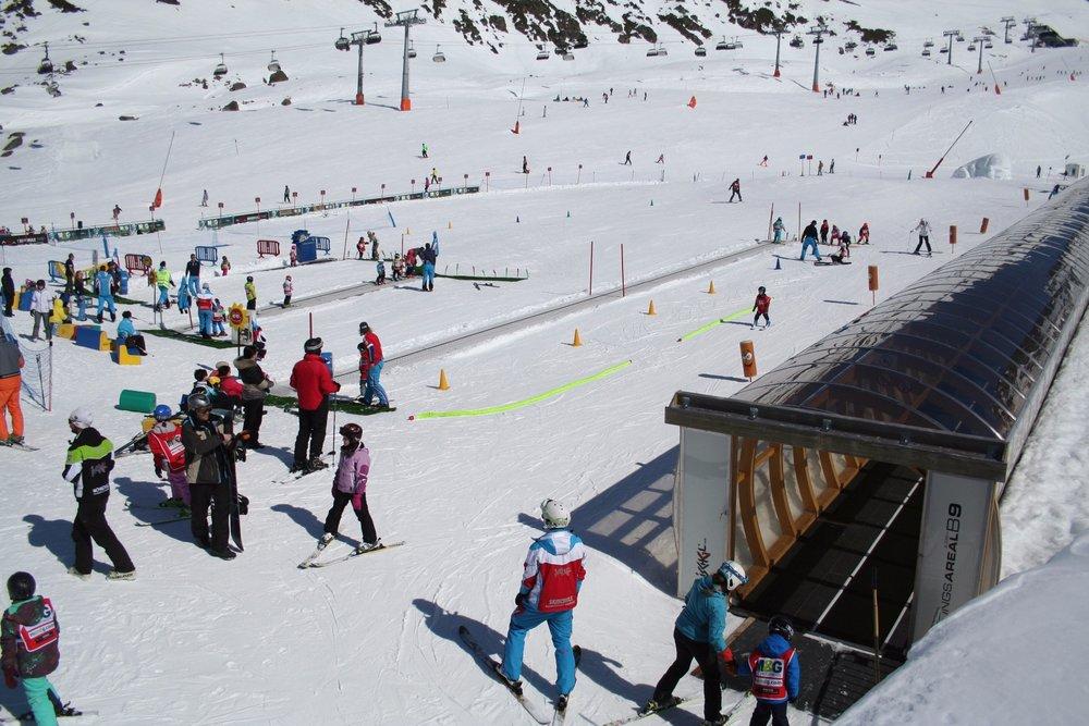 Ski Kindergarten Ischgl - © Ski Kindergarten Ischgl