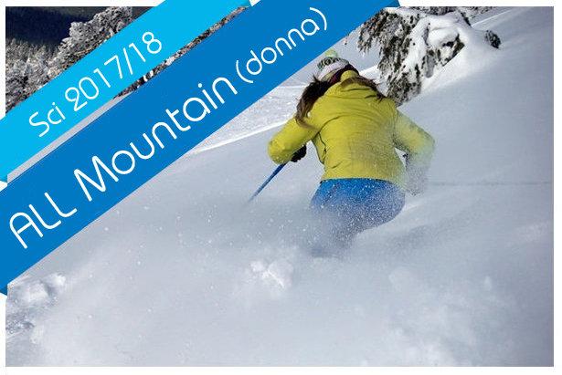 Ski test sci All Mountain 2018 - donna