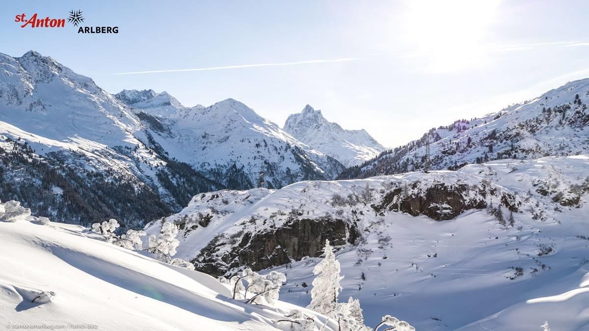 St. Anton am Arlberg ist bereits voll im Winter angekommen - © Facebook St. Anton am Arlberg