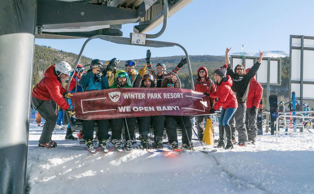 Hooray! - © Carl Frey/Winter Park Resort