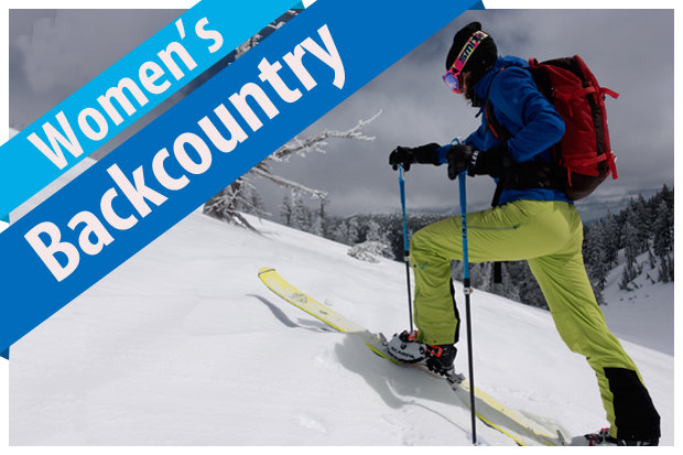 Women's Backcountry ski boot reviews for 2017/2018.