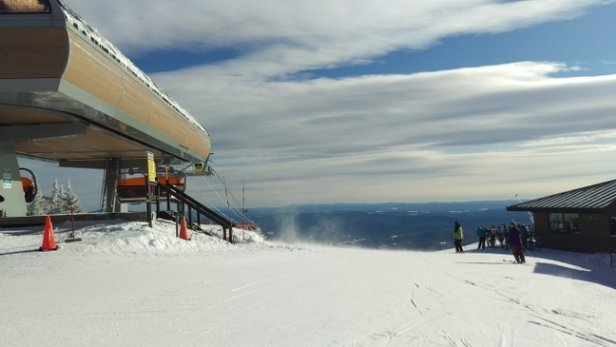 Okemo Mountain Resort - nice riding. good condition. not many people. - © pasquarielloandrew