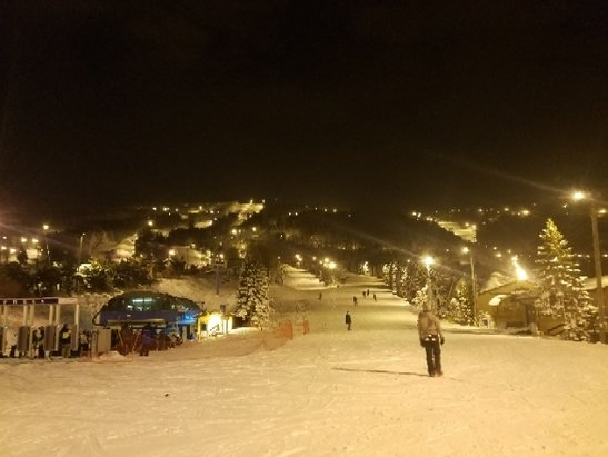 Blue Mountain Resort - blue is rocking!!!! - © anonymous