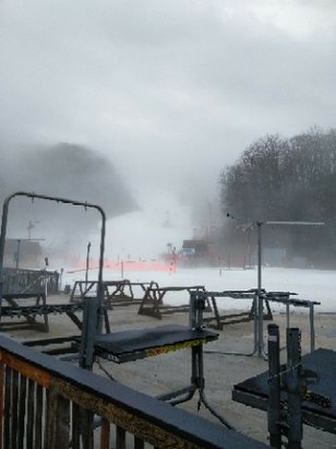 Ober Gatlinburg Ski Resort - not a lot open today but still was a lot of fun starting to melt thought - © Maverick C