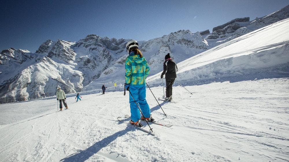 Dès ce week-end, on rechausse les skis à Gavarnie - © Agence Touristique des Vallées de Gavarnie