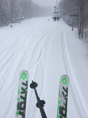 Holiday Valley - Merry Christmas!  Pow pow alerts,