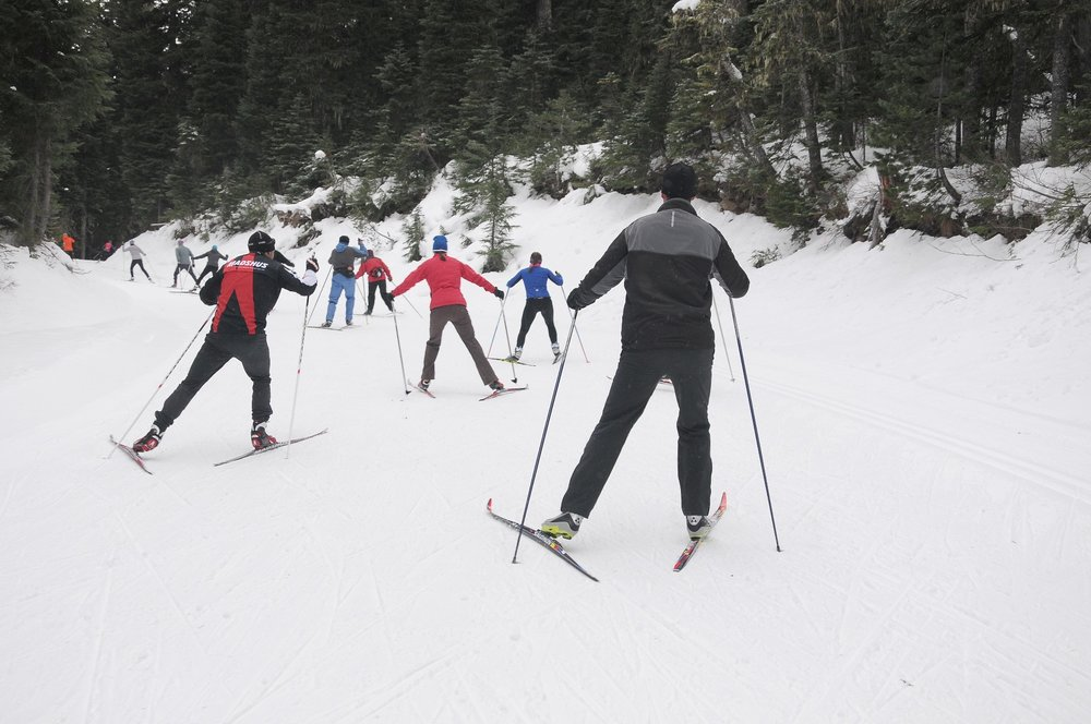 Mt. Hood Meadows cross country skiing. - © Mt. Hood Meadows