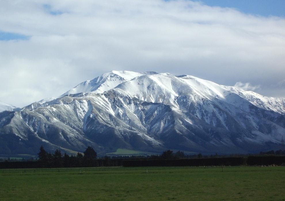 Mt Hutt, NZ