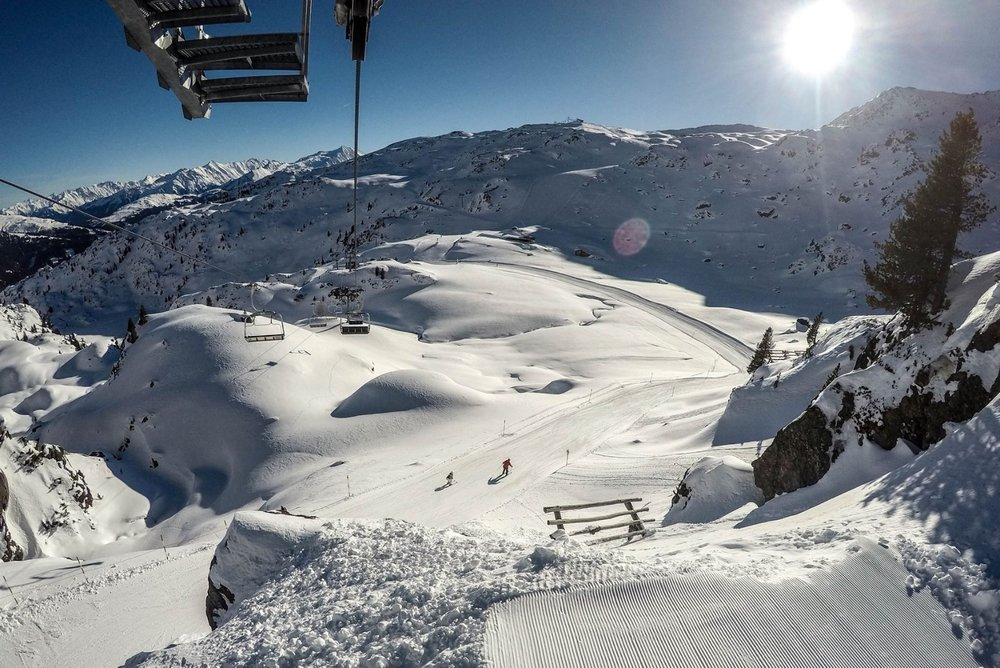 Zillertal Arena 29.12. - © Zillertal Arena facebook