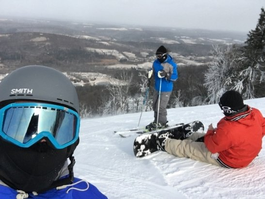Blue Mountain Resort - great conditions  - © anonymous