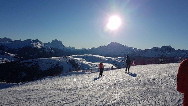 Alta Badia - Corvara - La Villa - S. Cassiano - che neve...!! - © David