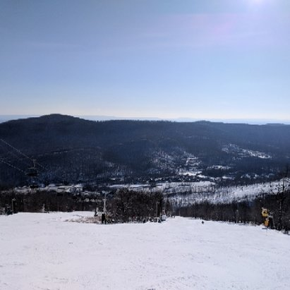 Whitetail Resort - Great conditions overall, 100% open - © anonymous