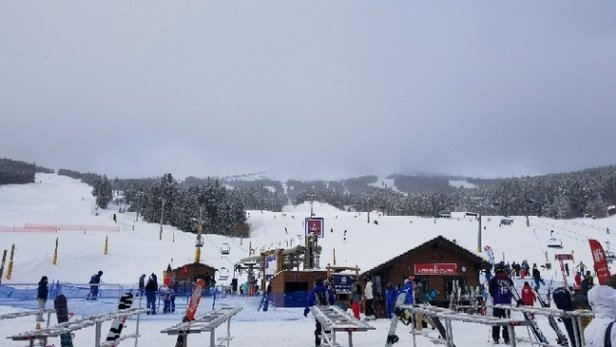 Breckenridge - snow everywhere - © anonymous