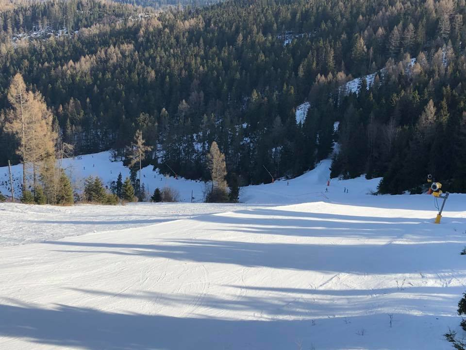 Ski Bachledka 9.1.2018 - © facebook Ski Bachledka