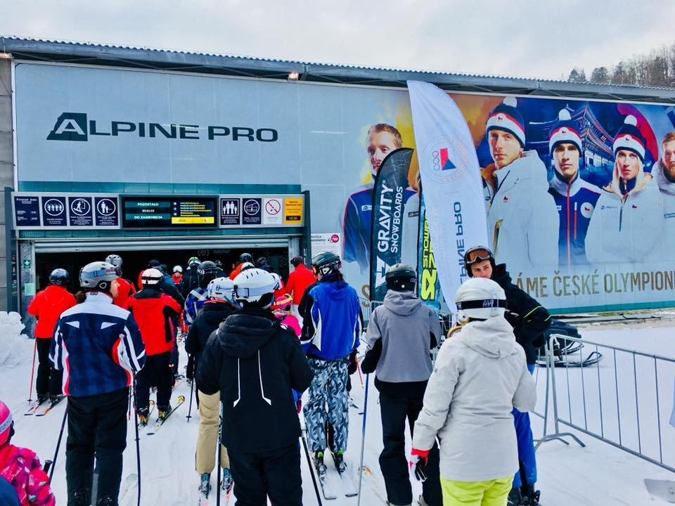 Ski Bukovka 14.1.2018 - © facebook Ski Bukovka