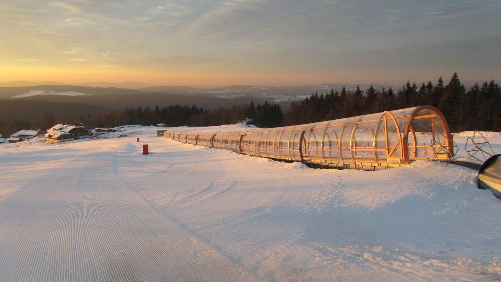 Skizentrum Mitterdorf - © Skizentrum Mitterdorf