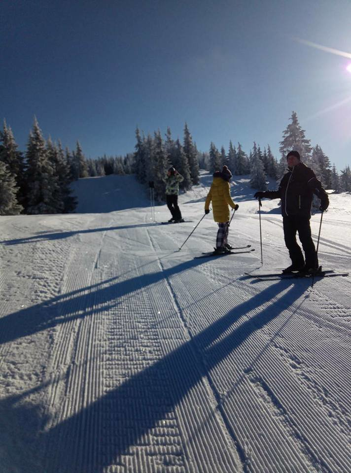 Ski Čertovica 15.1.2018 - © facebook Ski Čertovica