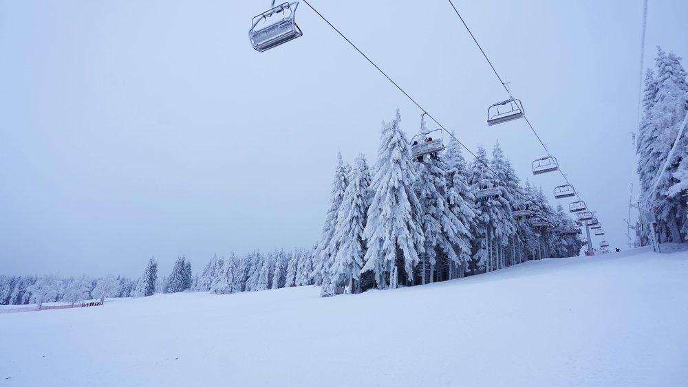 Zieleniec Ski Arena (PL) - January 2018 - © Zieleniec Ski Arena