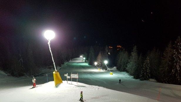 San Martino di Castrozza - Passo Rolle - SMCastrozza Colverde Sci Notturno  - © Omero Mariani