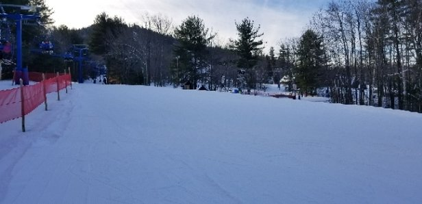 Pats Peak - great conditions and weather! - © anonymous