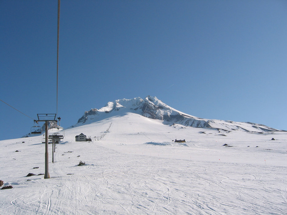 Magic Mile at Timberline, Oregon