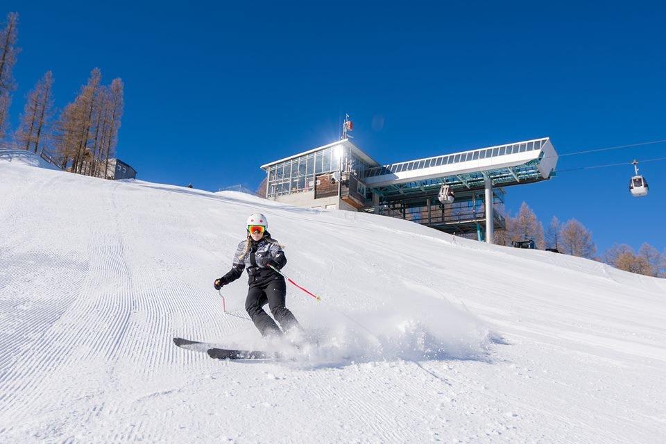 Skigebiet Petzen - © Petzen Bergbahnen GmbH