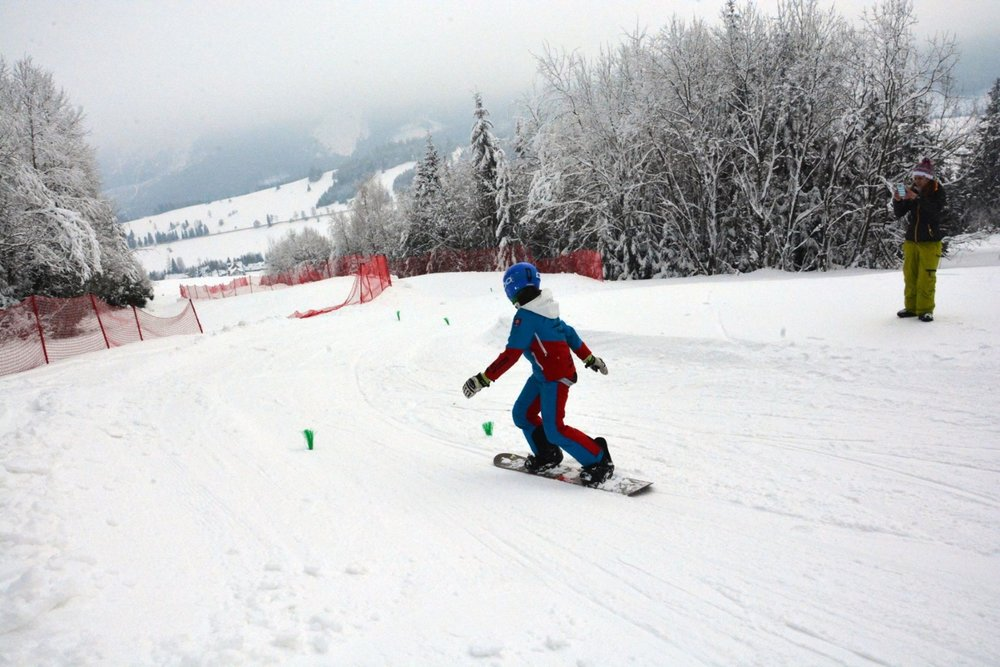 Ždiar - Strachan 24.1. - © facebook Ski centrum Strachan