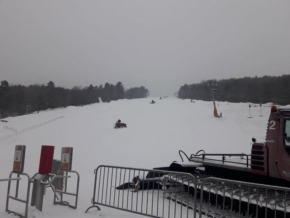 Ski centrum Kálnica - © facebook Ski centrum Kálnica