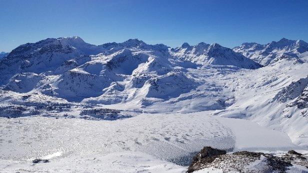 Val Cenis - lac du mont cenis - © cheyenne