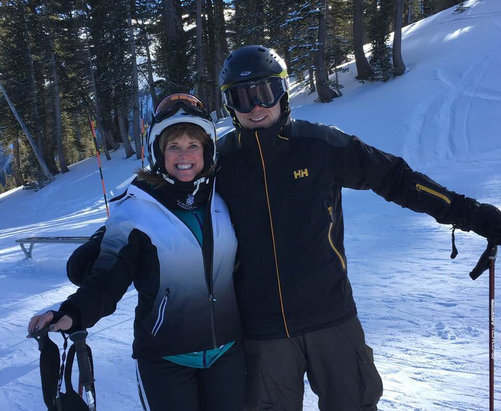 Mammoth Mountain Ski Area - Snowed last Friday. Fresh powder. Great conditions.  - © michael's iPad