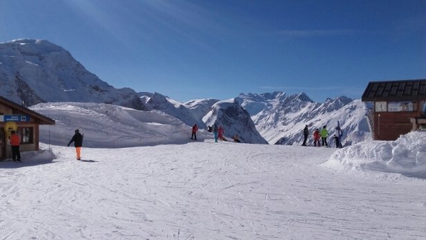Pralognan la Vanoise - super temps - © sylviehuard77200