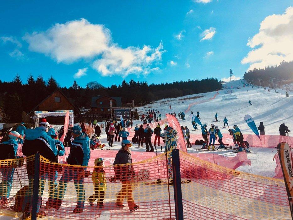 Ski Bukovka 30.1.2018 - © facebook Ski Bukovka