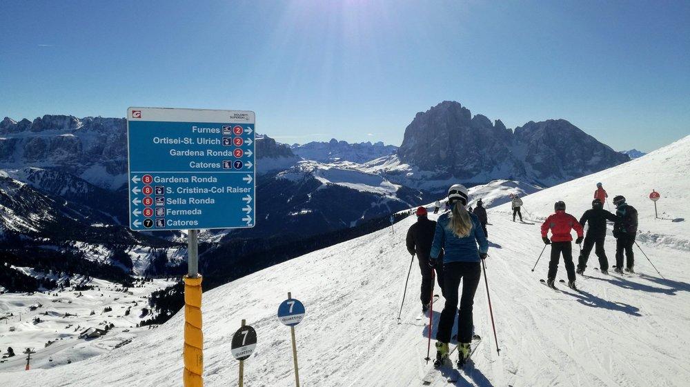 Seceda (2 519 m) - © Tomasz Wojciechowski