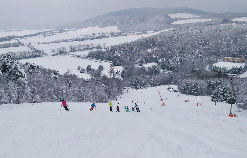 Ski Makovica 04.02.2018 - © facebook Ski Makovica