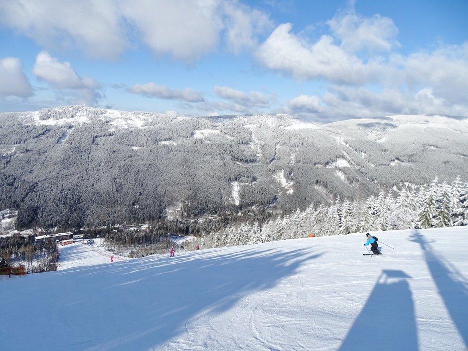 Dolní Morava 5.1.2018 - © facebook Dolní Morava - Ski Sněžník