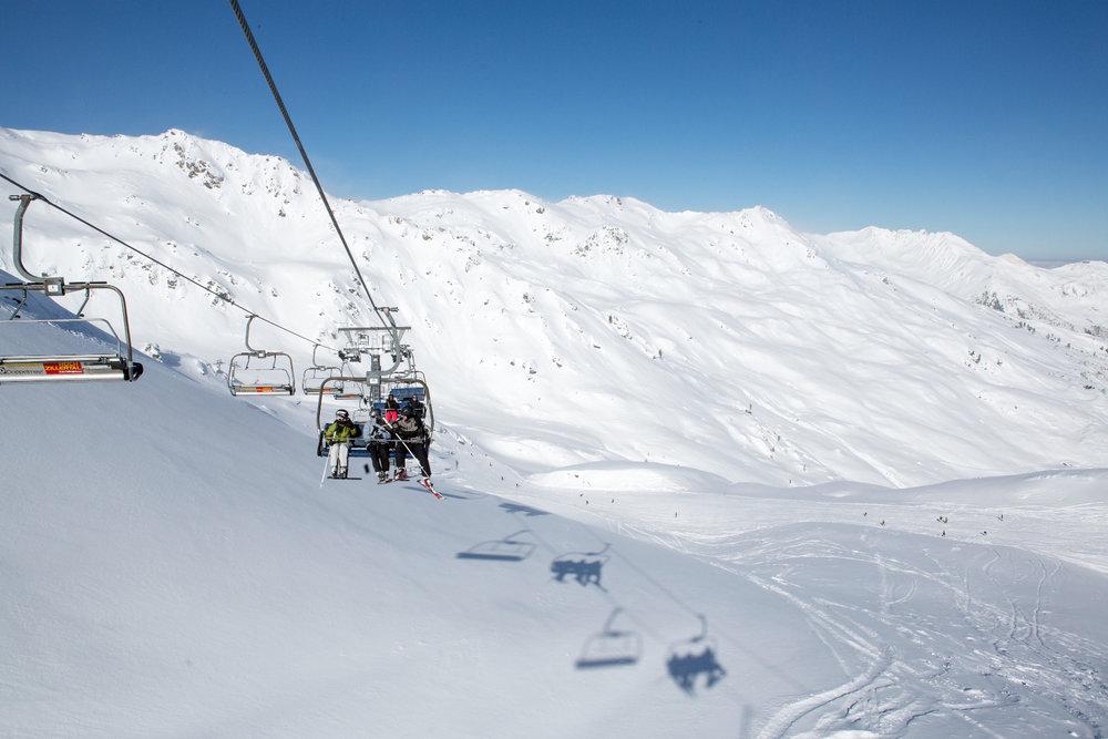 Impressionen aus dem Hochzillertal - © © www.schultz-ski.at