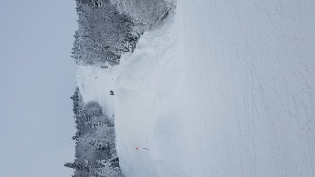 Gore Mountain - What can I say?  Pristine conditions and no one here.  Rumor covered. - © summit_skier