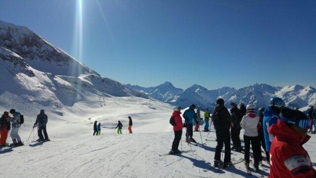 Alpe d'Huez - 2700 - © anonymous