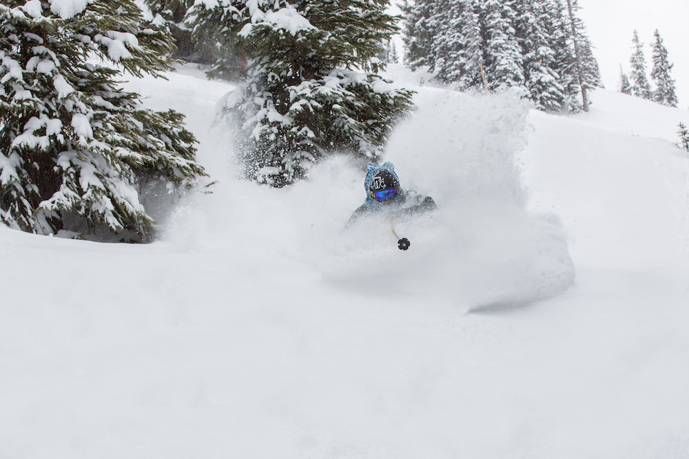 Love is in the air this February at Crested Butte. - © Taylor Ahearn