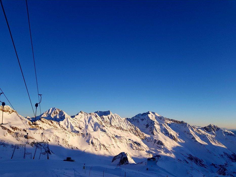 Stubai 14.2. - © facebook Stubaier Gletscher