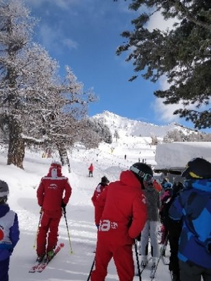 Nendaz - great fresh powder and super weather - © anonymous