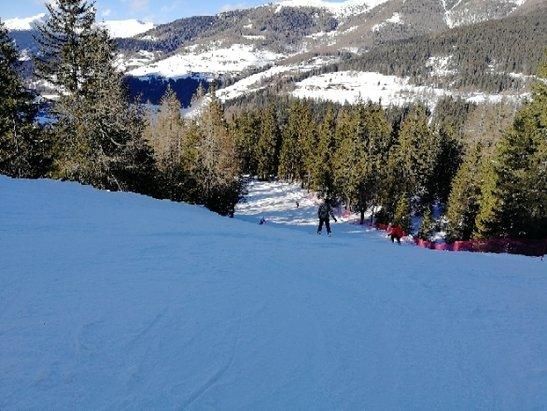 Tre Cime Dolomiti - Fantastica giornata di sole piste ok - © Anonimo