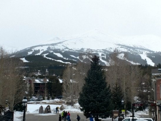 Breckenridge - Storms a brewing...Good conditions, only to get better :) - © anonymous