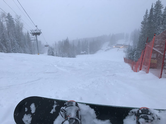 Arizona Snowbowl - 2/23 - © Khollenbeckjr