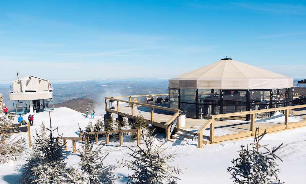 Beech Mountain celebrates a half century as highest ski area in East. - © Beech Mountain