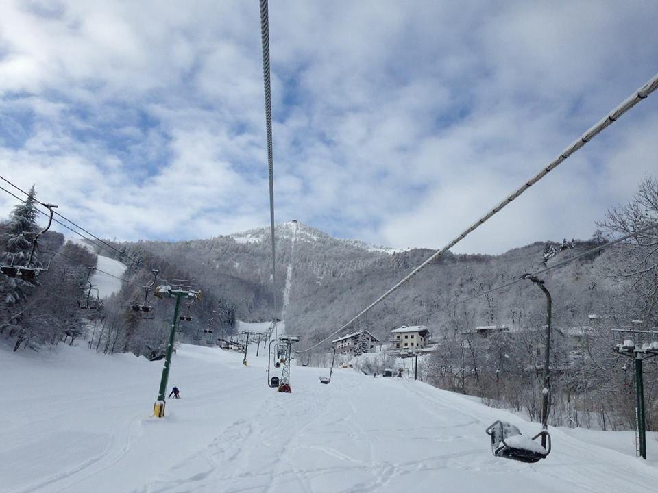 Neve fresca a Frabosa - © Frabosa Ski Facebook