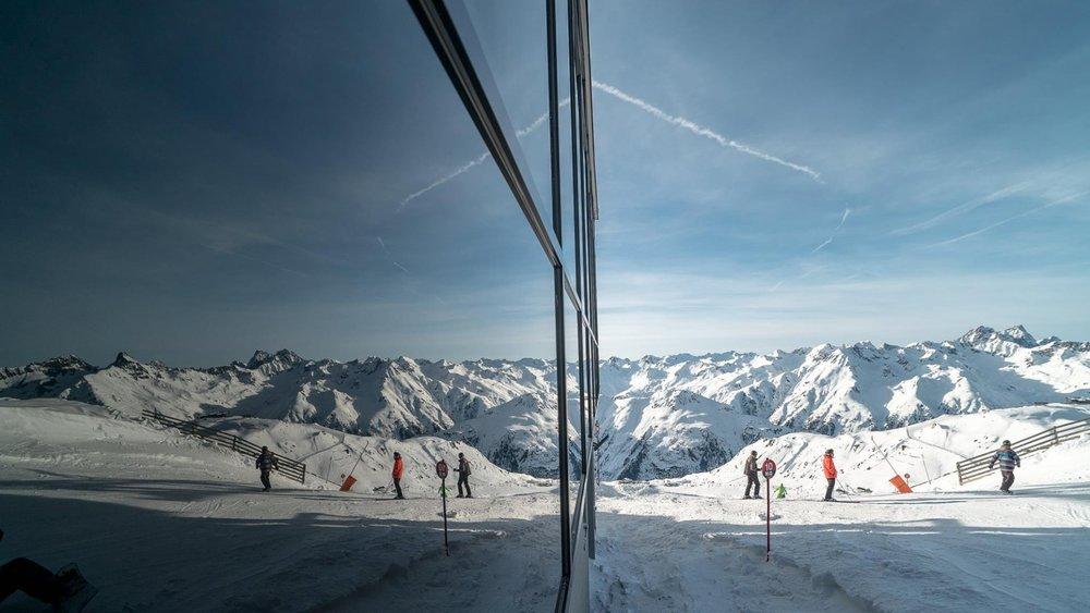 Jedno z největších lyžařských středisek Rakouska - Ischgl - © facebook Ischgl