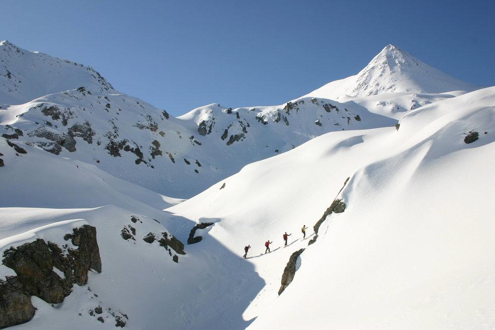 Skibergsteigen liegt immer nochvoll im Trend - © Alex Lugger